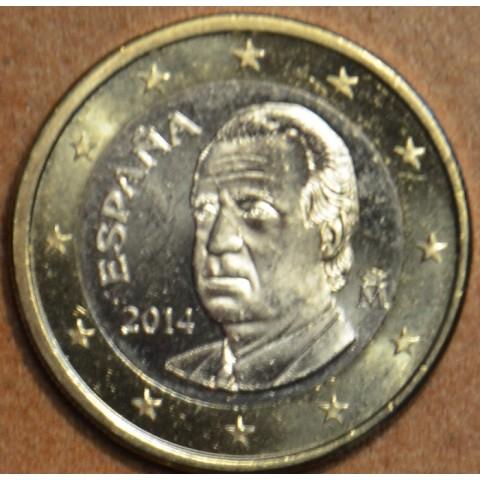 1 Euro Spain 2014 (UNC)