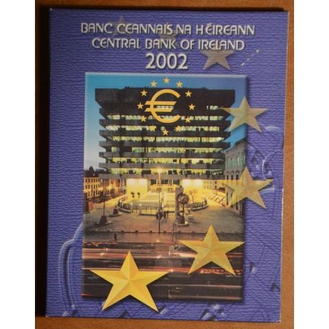 Sada 8 mincí Írsko 2002 (BU)