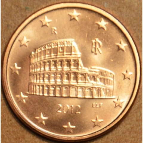 5 cent Italy 2012 (UNC)