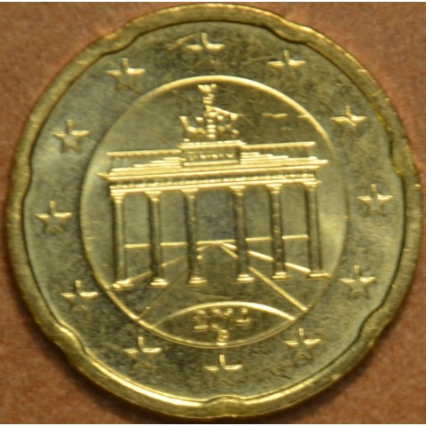 "20 cent Germany ""G"" 2014 (UNC)"