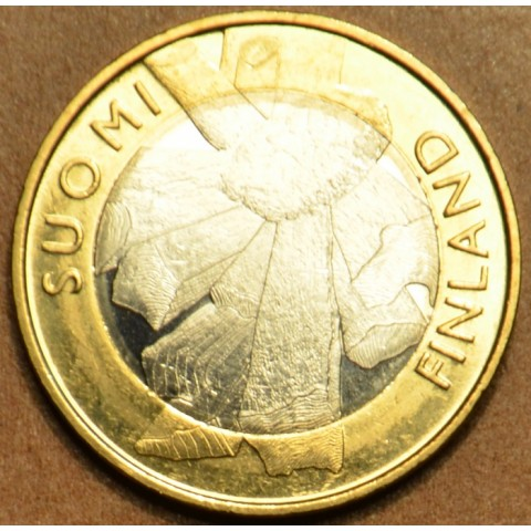 5 Euro Finland 2011 - Ostrobothnia (UNC)