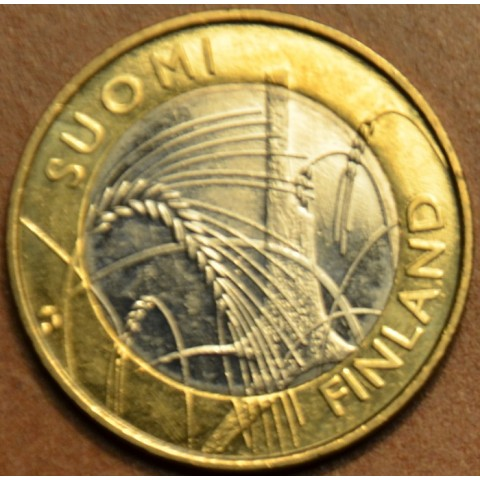 5 Euro Finland 2011 - Savonia (UNC)
