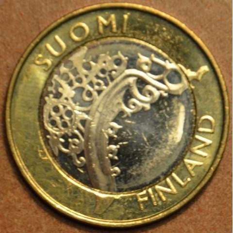 5 Euro Finland 2010 - Proper (UNC)