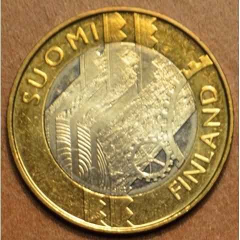 5 Euro Finland 2011 - Uusimaa (UNC)