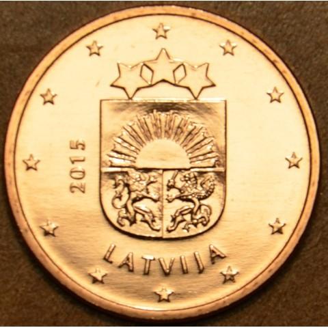 5 cent Latvia 2015 (UNC)