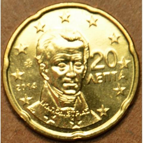 20 cent Greece 2014 (UNC)
