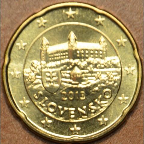 20 cent Slovakia 2013 (UNC)