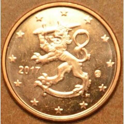 1 cent Finland 2017 (UNC)