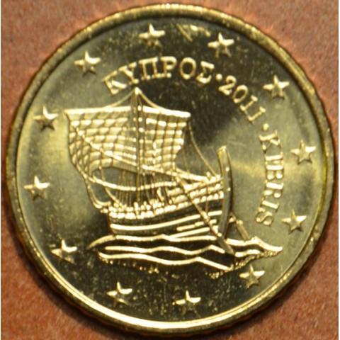 50 cent Cyprus 2011 (UNC)