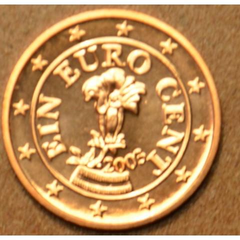 1 cent Austria 2003 (UNC)