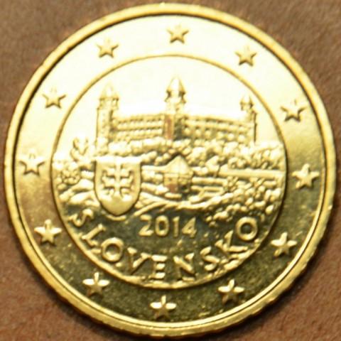 50 cent Slovakia 2014 (UNC)