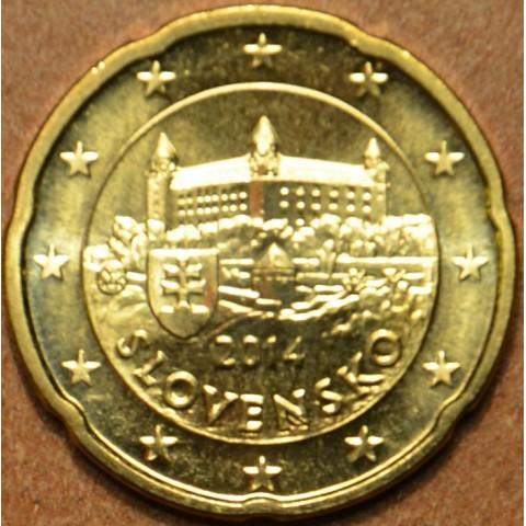 20 cent Slovakia 2014 (UNC)