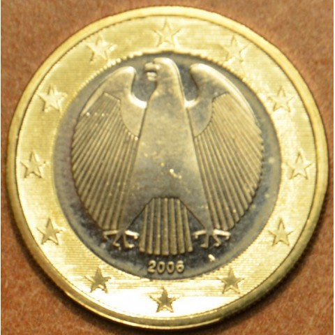 "1 Euro Germany ""A"" 2006 (UNC)"
