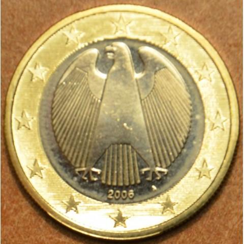 """1 Euro Nemecko """"A"""" 2006 (UNC)"""