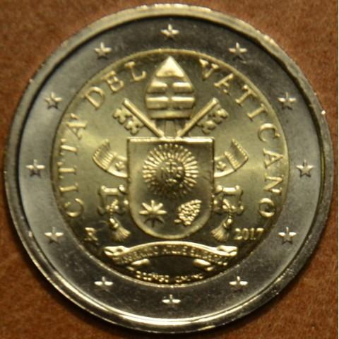 2 Euro Vatican 2017 (BU)