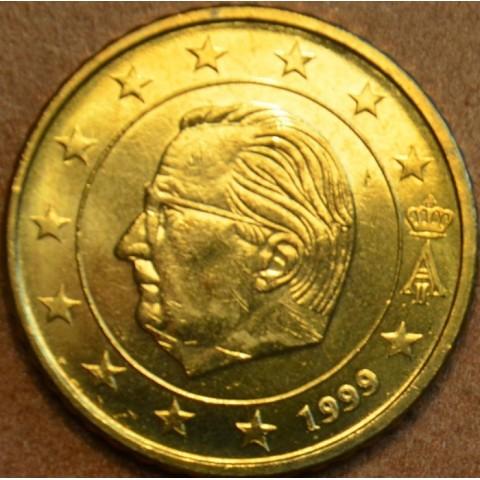 50 cent Belgium 1999 (UNC)