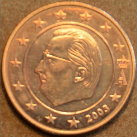 2 cent Belgium 2003 (UNC)