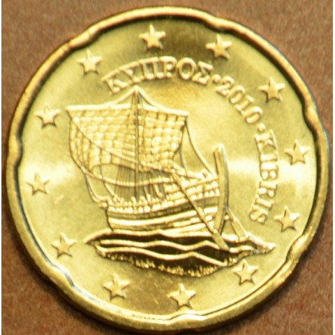 20 cent Cyprus 2010 (UNC)