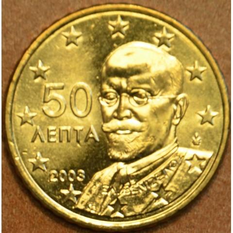 50 cent Greece 2003 (UNC)