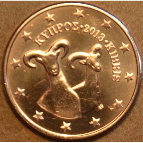 1 cent Cyprus 2013 (UNC)