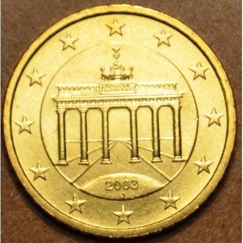 "50 cent Germany ""J"" 2003 (UNC)"