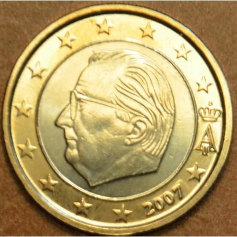 1 Euro Belgium 2007 (UNC)