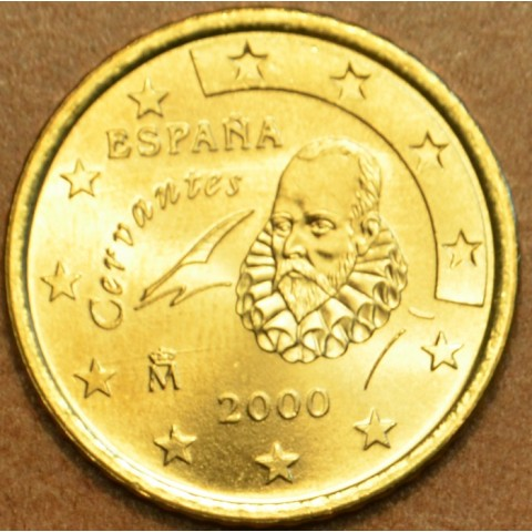 10 cent Španielsko 2000 (UNC)