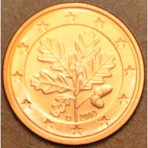 """5 cent Germany """"D"""" 2003 (UNC)"""