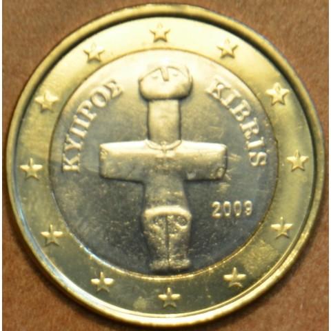 1 Euro Cyprus 2009 (UNC)