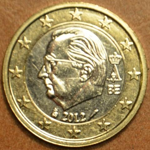 1 Euro Belgicko 2012 (UNC)