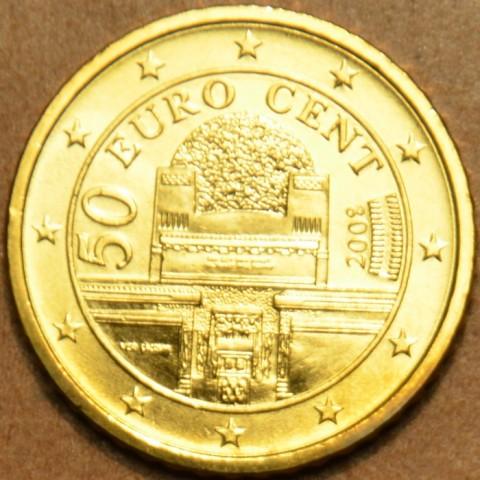 50 cent Rakúsko 2008 (UNC)