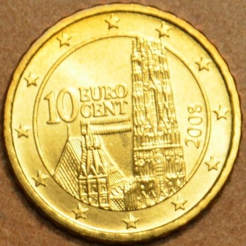 10 cent Austria 2008 (UNC)