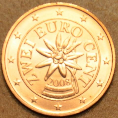 2 cent Austria 2008 (UNC)