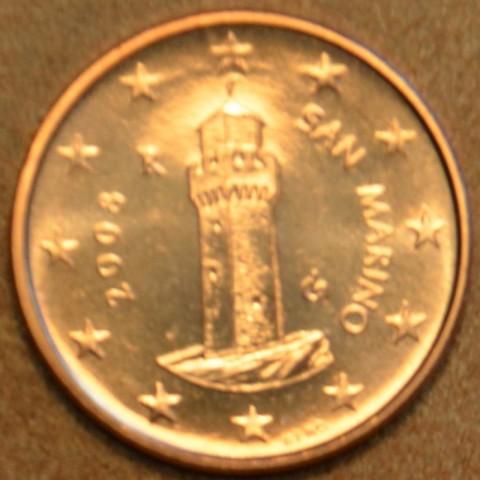 1 cent San Marino 2008 (UNC)