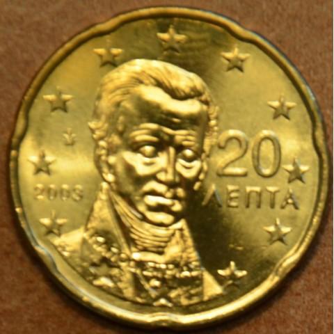 20 cent Grécko 2003 (UNC)