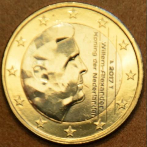 1 Euro Netherlands 2017 (UNC)