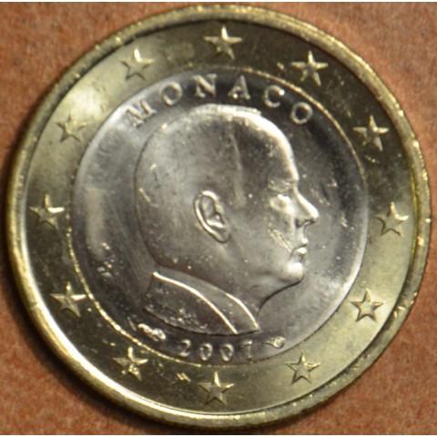 1 Euro Monaco 2007 (UNC)