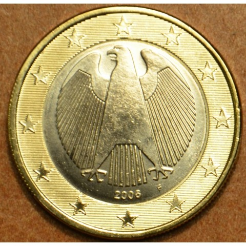 "1 Euro Germany ""F"" 2006 (UNC)"
