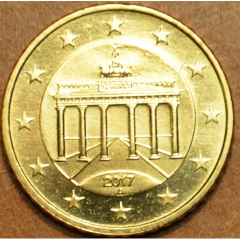 """10 cent Germany """"A"""" 2017 (UNC)"""