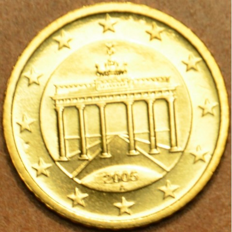 """10 cent Germany """"A"""" 2005 (UNC)"""