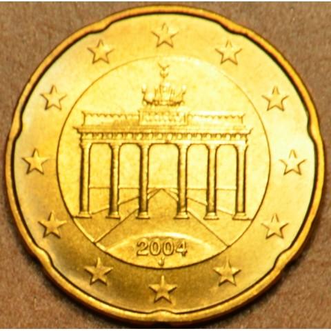 "20 cent Germany ""J"" 2004 (UNC)"