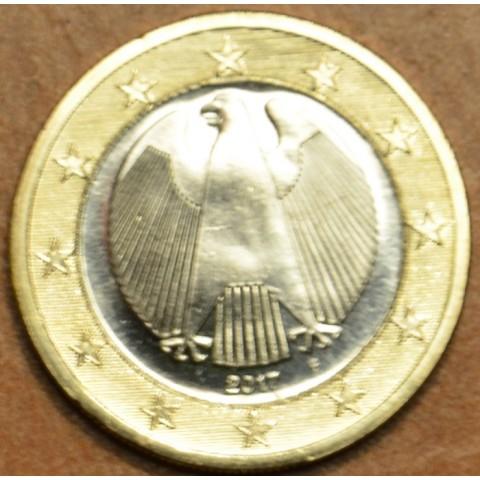 "1 Euro Germany ""F"" 2017 (UNC)"