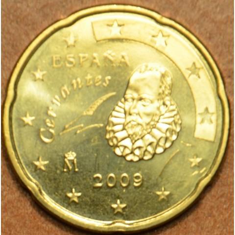 20 cent Spain 2009 (UNC)
