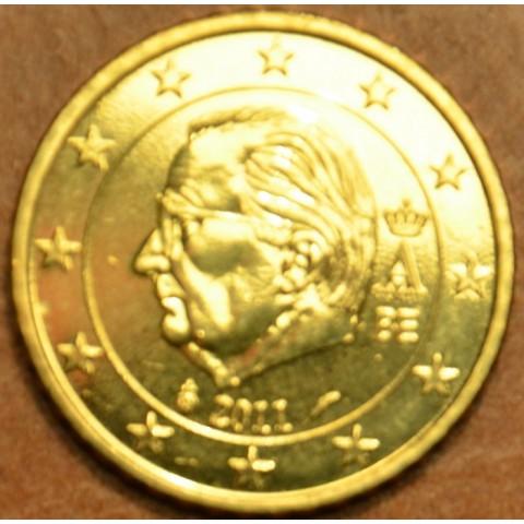 50 cent Belgicko 2011 (UNC)