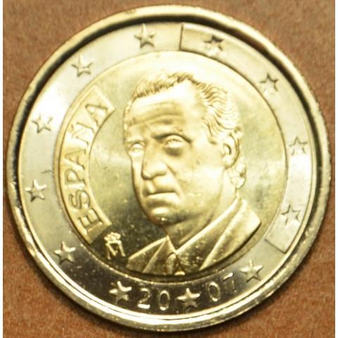 2 Euro Spain 2007 (UNC)