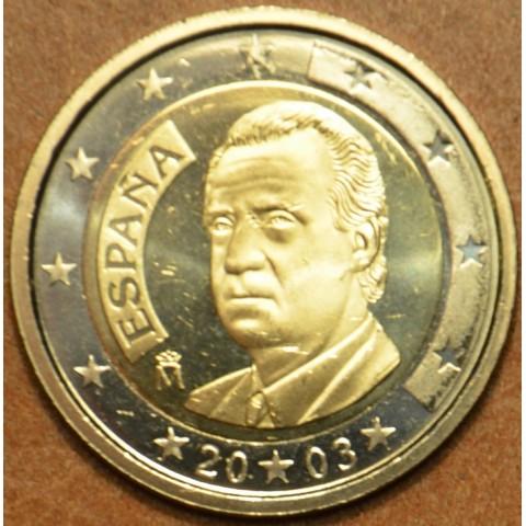 2 Euro Spain 2003 (UNC)