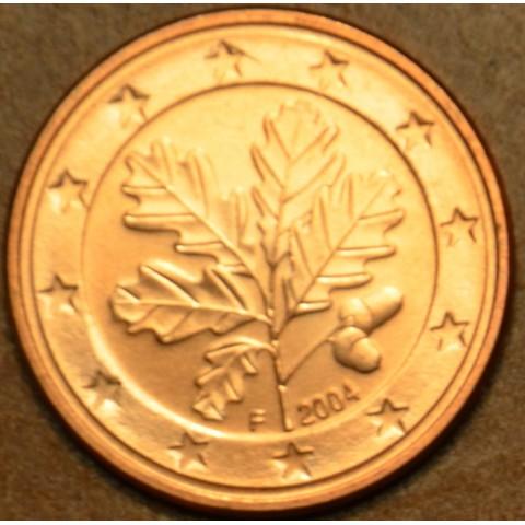"5 cent Nemecko ""F"" 2004 (UNC)"