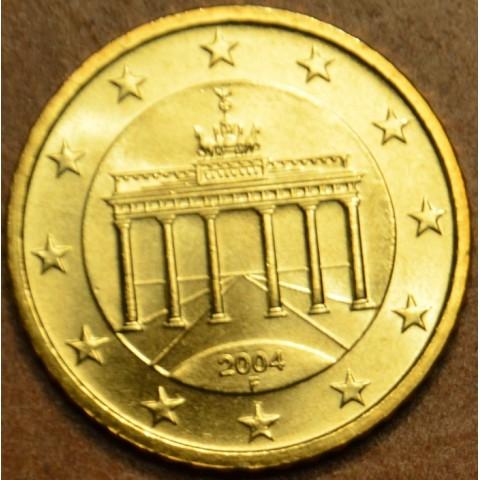 "10 cent Nemecko ""F"" 2004 (UNC)"