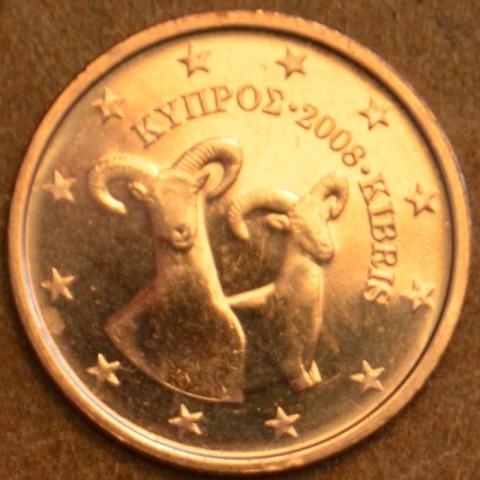5 cent Cyprus 2008 (UNC)