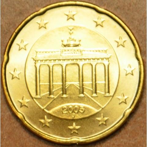 "20 cent Germany ""J"" 2005 (UNC)"